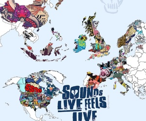 5 seconds of summer and sounds live feels live image