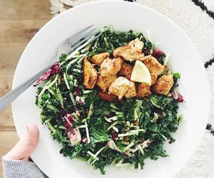 fitness, greens, and healthy image