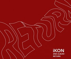 Ikon, kpop, and album image