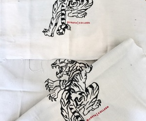 drawings, embroidered, and illustration image