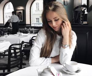 fashion, chic, and girl image