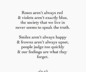depression, pain, and roses image