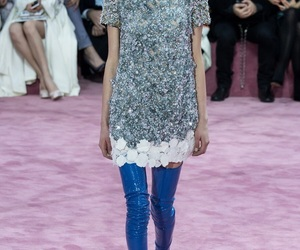 fashion, Christian Dior, and dior image