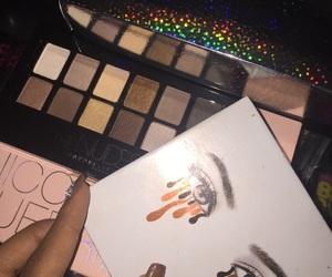 aesthetic, bronze, and cosmetics image