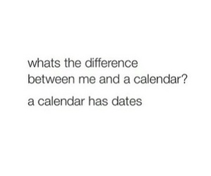quotes, date, and funny image