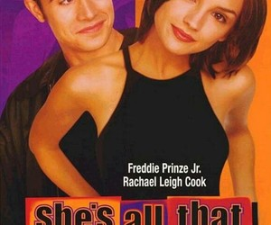 rachael leigh cook, she's all that, and freddie prinze jr image