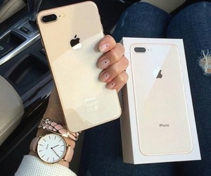 iphone, watch, and apple image