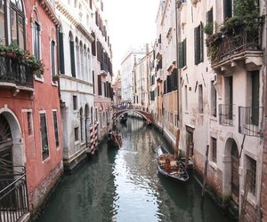 travel, venice, and Dream image