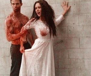 The Originals, Nina Dobrev, and the vampire diaries image