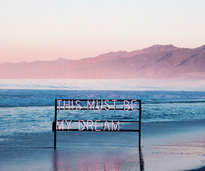 beach, Dream, and the 1975 image