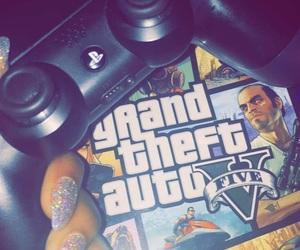 game, girly, and gta image