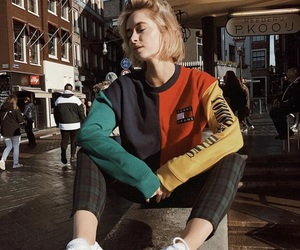 fashion, tommy, and winter image