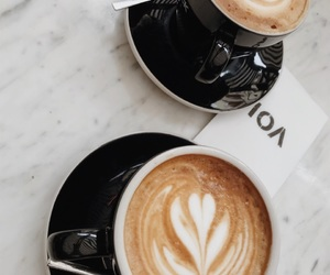 coffee and marble image