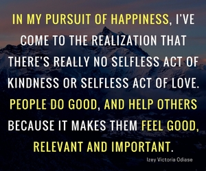 feel good, happiness, and quote image