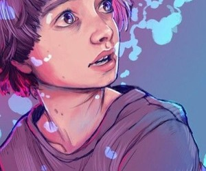 will byers, stranger things, and noah schnapp image