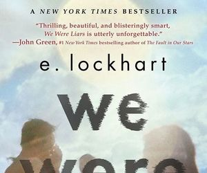 book, we were liars, and emily lockhart image