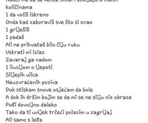 balkan, poezija, and text image