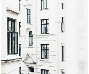 aesthetic, architecture, and black image