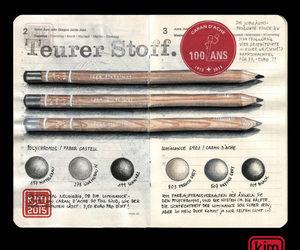 colored pencil, coloured pencil, and crayon image