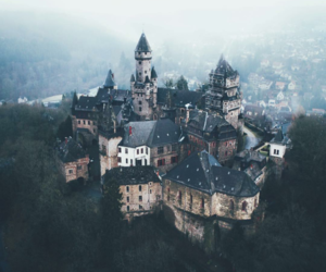castle and world image