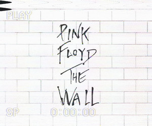 Pink Floyd, vhs, and the wall image
