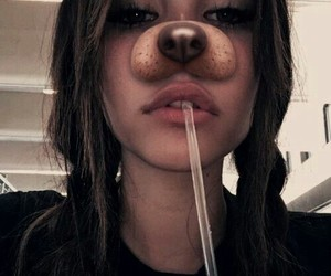 madison beer, madison, and snapchat image