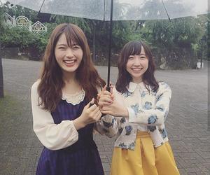 nmb48, shibuya nagisa, and stu48 image
