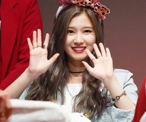 twice and sana image