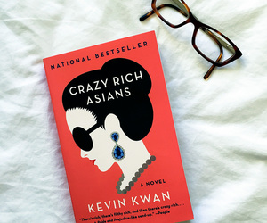 book, crazyrichasians, and photography image