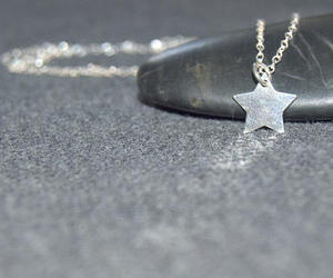 etsy, dainty necklace, and gift for her image