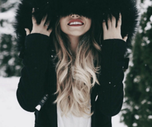 blonde, tumblr, and clothing image