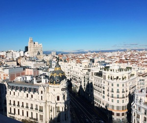 madrid and travel image