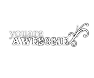 awesome, edition, and you are image