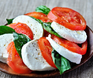 food, tomato, and healthy image