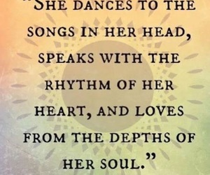 dancing, free spirit, and gypsy image