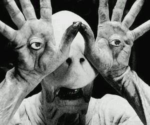 eyes, el laberinto del fauno, and pan's labyrinth image