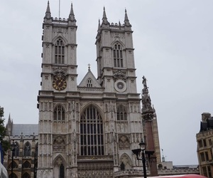 great britian, london, and westminster abbey image