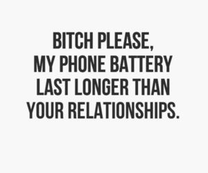 quotes, bitch, and Relationship image