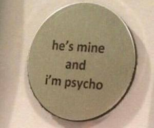 couple, mine, and Psycho image