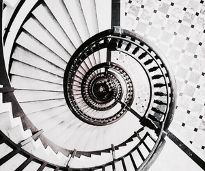 stairs, theme, and white image