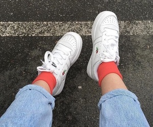 90s, fashion, and shoes image