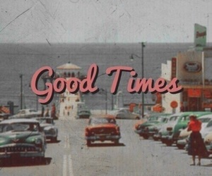 vintage, aesthetic, and good times image