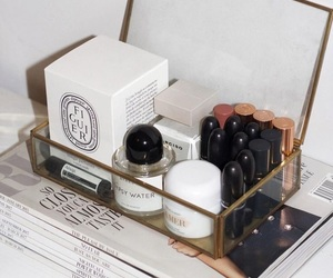 beauty, lipstick, and cosmetics image