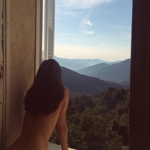 aesthetic, tumblr, and window image