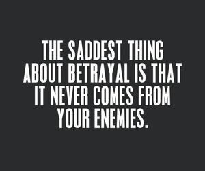 quotes, betrayal, and sad image