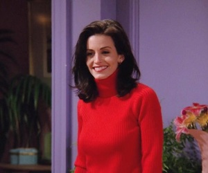 friends and monica geller image