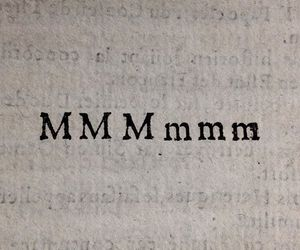 book, mmm, and quote image