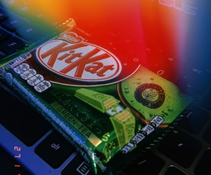 alternative, kitkat, and delicious image