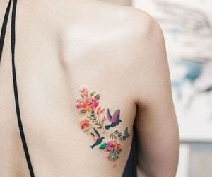 ave, colores, and tatuaje image