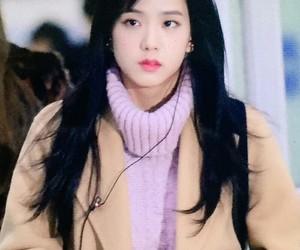 actress, airport, and beautiful image